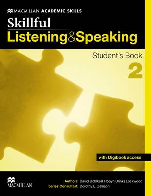 Skillful - Listening and Speaking - Level 2 Student Book (Board book)