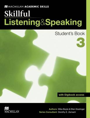 Skillfull - Listening and Speaking - Level 3 Student Book and Digibook (Paperback)