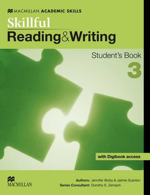 Skillful - Reading and Writing - Level 3 Student Book and Digibook (Paperback)