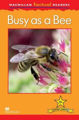 Macmillan Factual Readers - Busy as a Bee - Level 1 (Board book)