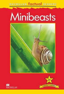 Macmillan Factual - Readers Minibeasts (Board book)