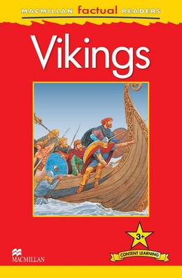 Macmillan Factual Readers - Vikings - Level 3 (Board book)