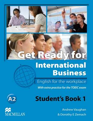 Get Ready For International Business 1 Student's Book [TOEIC] (Paperback)
