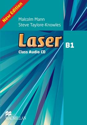 Laser 3rd edition B1+ Class Audio x2 (CD-Audio)