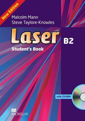 Laser B2 Student Book + CD - ROM Pack (Board book)