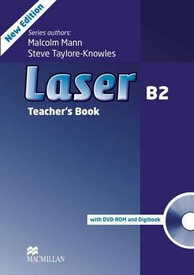 Laser 3rd edition B2 Teacher's Book Pack