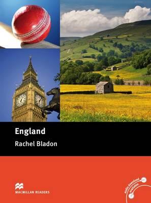 Macmillan Cultural Readers - England Reader (Board book)