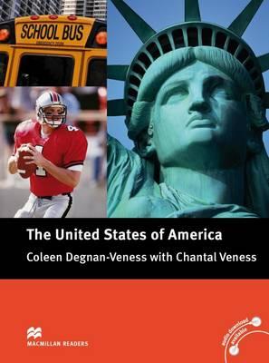 Macmillan Cultural Readers - The United States of America (Board book)