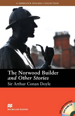 The Norwood Builder and Other Stories ( Sherlock Holmes ) ( Paperback with audio CD ) (Board book)