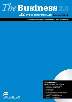 The Business 2.0 Upper Intermediate Level Teacher's Book Pack