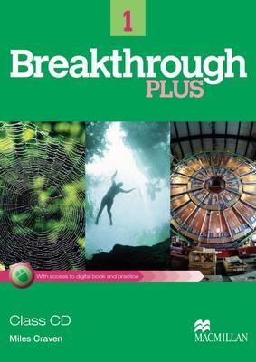 Breakthrough Plus Class Audio Level 1 (CD-Audio)