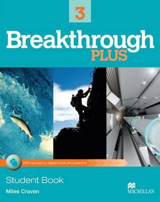 Breakthrough Plus 3 Student Book plus Digibook pack (Board book)