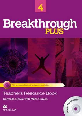 Breakthrough Plus Level 4 Teacher's Resource Book Pack
