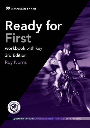 Ready for First (FCE) (3rd Edition) Workbook with Key & Audio CD - Ready for FCE