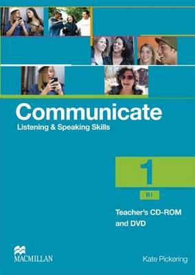 Communicate 1 CD Rom Pack International