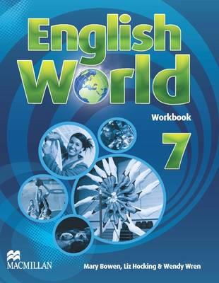 English World Level 7 Workbook & CD Rom
