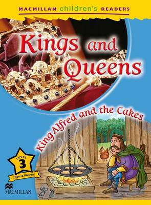 Macmillan Childrens Readers - Kings and Queens - Level 3 (Board book)
