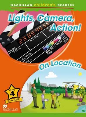 Macmillan Childrens Readers - Lights Camera Action - Level 4 (Board book)
