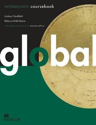 Global Intermediate Level Business Class Student's Book Pack