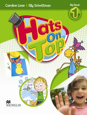 Hats On Top Big Book Level 1 - Hats on Top (Paperback)