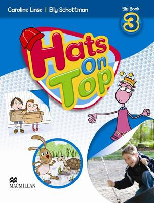 Hats On Top Big Book Level 3 - Hats on Top (Paperback)