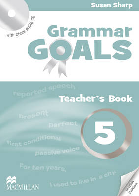 Grammar Goals Level 5 Teacher's Book Pack