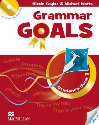 American Grammar Goals Level 1 Student's Book Pack