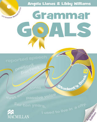 American Grammar Goals Level 5 Student's Book Pack