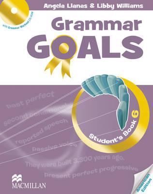 American Grammar Goals Level 6 Student's Book Pack