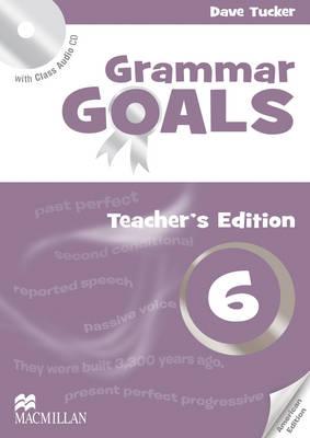 American Grammar Goals Level 6 Teacher's Book Pack