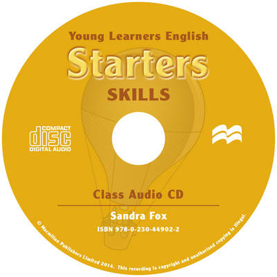 Young Learners English Skills Starters Audio CD (CD-Audio)