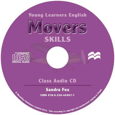 Young Learners English Skills Movers Class Audio CD (CD-Audio)