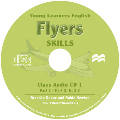 Young Learners English Skills Flyers Class Audio CD (CD-Audio)