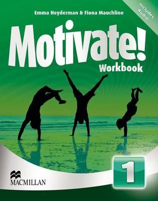 Motivate! Level 1 Workbook & audio CD
