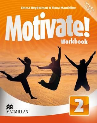 Motivate! Level 2 Workbook & Audio CD