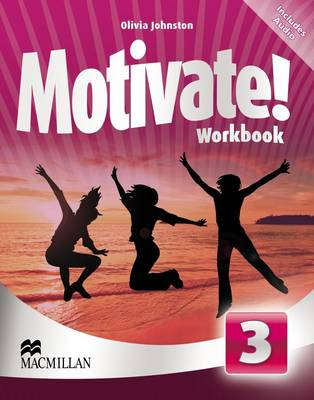 Motivate! Level 3 Workbook & Audio CD
