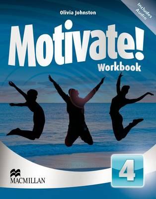 Motivate! Level 4 Workbook & Audio CD