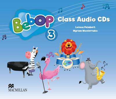 Bebop 3 Teacher's Presentation Kit (Paperback)