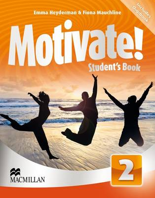 Motivate! Level 2 Student's Book + Digibook CD Rom Pack