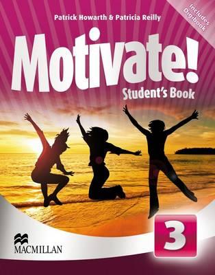 Motivate! Level 3 Student's Book CD Rom Pack