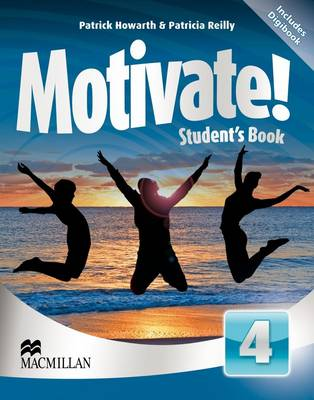 Motivate! Level 4 Student's Book CD Rom Pack