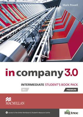 In Company 3.0 Intermediate Level Student's Book Pack