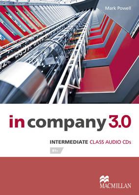 In Company 3.0 Intermediate Level Class Audio CD (CD-Audio)