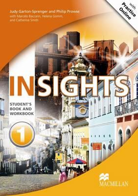 Insights 1 SB + WB + MPO Pk (Board book)