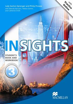 Insights 3 SB + WB + MPO Pk (Board book)