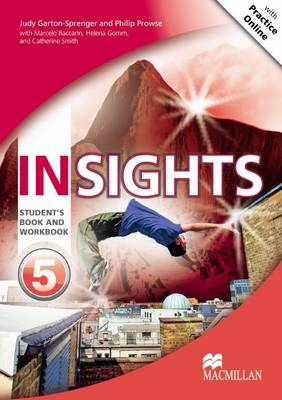 Insights Student's Book and Workbook with MPO Pack Level 5 (Board book)