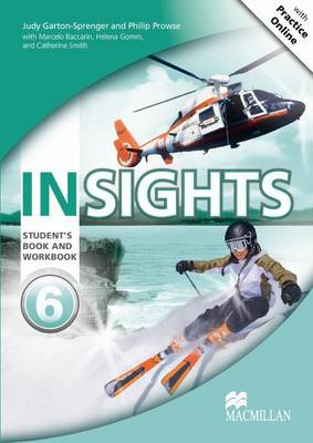 Insights Student s Book and Workbook with MPO Pack Level 6 (Board book)