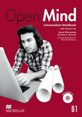 Open Mind British edition Intermediate Level Workbook Pack with key