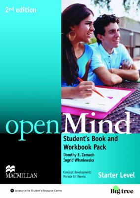 openMind 2nd Edition AE Starter Student's Book & Workbook Pack