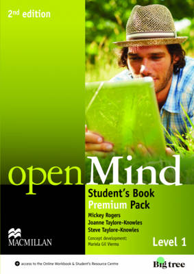 openMind 2nd Edition AE Level 1 Student's Book Pack Premium